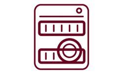 Съемные детали можно мыть в посудомоечной машине