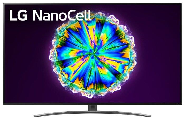 "Телевизор Телевизор Nanocell Lg 49Nano866 49"" (2020) Высокое"